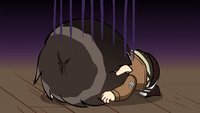 A distressed Eren after flunking