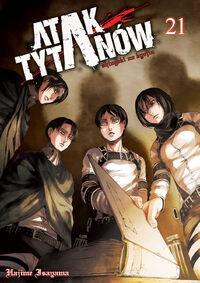 Atak Tytanów 21