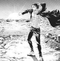 Eren free from prison