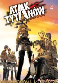 Atak Tytanów 4