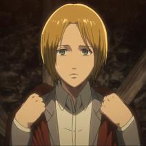 Dina Fritz (Anime) character image