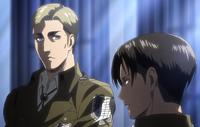 Erwin powierza Leviowi serum