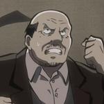 Reeves anime