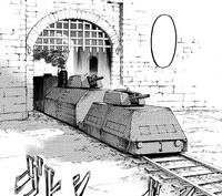 Anti-Titan artillery