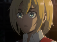 Historia in shock after Alma's death
