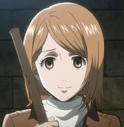 Petra in the anime