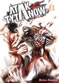 Atak Tytanów 11