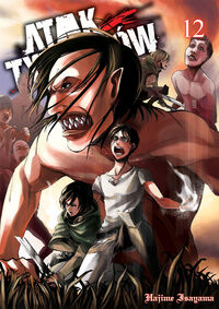 Atak Tytanów 12