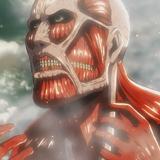 Colossal Titan anime image