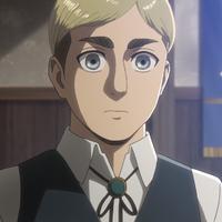 Erwin Smith (Anime) character image (Child)