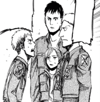 Jean gets furious at Reiner's suggestion
