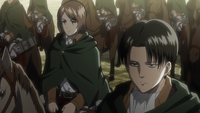 Levi and Petra ready for the expedition