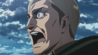 Erwin rallies his soldiers