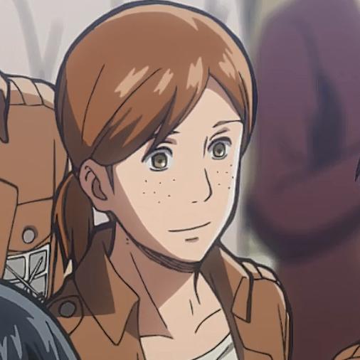 Hanna Diament Anime Attack on Titan Wiki Fandom