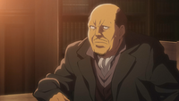 Dimo Reeves cameo in the anime
