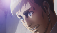 Erwin's creepy smile