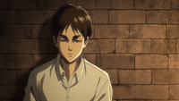 Eren admits he has less than eight years
