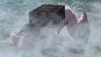 Erwin spots a quadruped type Titan
