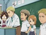 Junior High School - Épisode 8