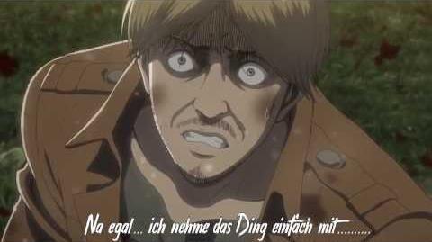 Attack on Titan (Shingeki no Kyojin) Staffel 2 Trailer 2 Deutsch German SUB