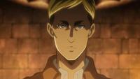 Erwin przemawia do kadetów
