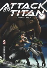 SnK - Manga Volume 9d