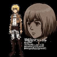 Armin-Chara Design