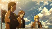 Armin plant mit den anderen Strategen