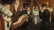 Arrestation des fidèles et d'Ymir