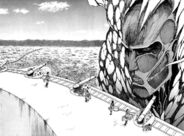 Die zweite Erscheinung des kolossalen Titanen