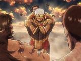 Storyabschnitt: Aufprall der Titanen (Anime)