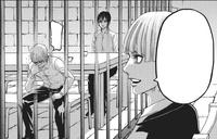 Armin weint in seiner Zelle