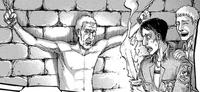 Erwins Vater ist gefesselt