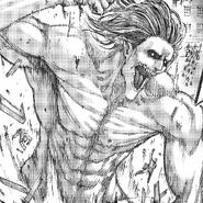 Attackierender Titan