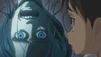 Eren sees a ghost