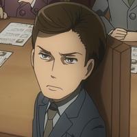 Gustav (Junior High Anime) character image