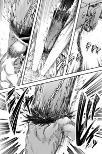 Hanges Titan guillotine in action