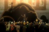 Shasha Parades the Boar through Town