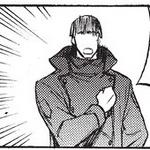 Gordon (Before the Fall Manga) character image