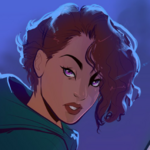 Sylvia Krieger character image