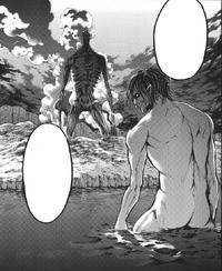 Armin und Eren verteidigen Paradis