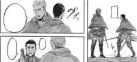 Keiji receives orders