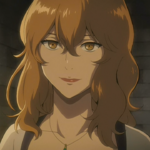 Carly Stratmann (Anime) character image