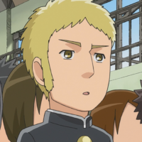 Thomas Wagner (Junior High Anime) character image