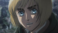 Armin reminds Eren of their promise