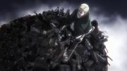 Erwin songeant aux morts qu'il sème