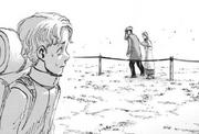 Grisha déçu de son fils Sieg