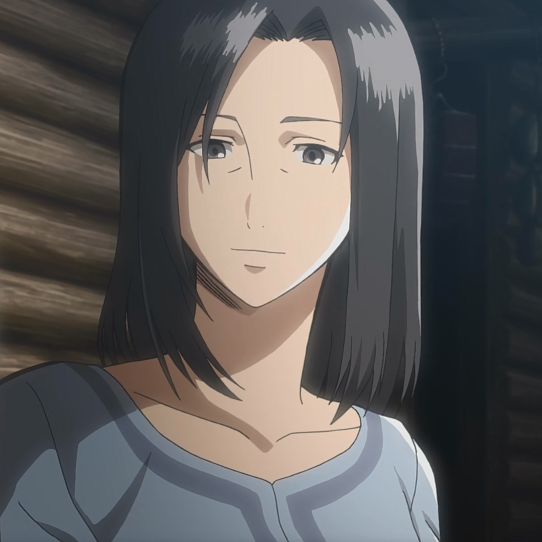 Mikasa's Mother (Anime)