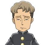 Oruo Bozad (Junior High Anime) character image