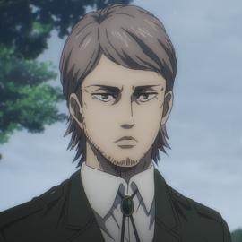 Jean Kirschtein (Anime) character image